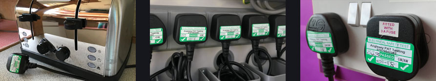 PAT Testing on Anglesey